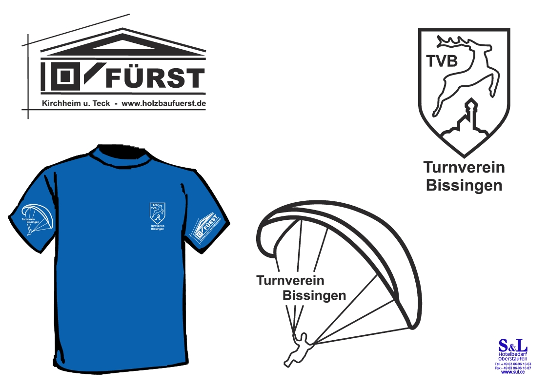 Tshirt TV Bissingen
